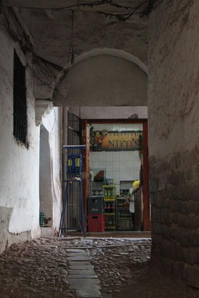 Callejón de Cusco