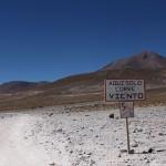 La velocidad en el desierto