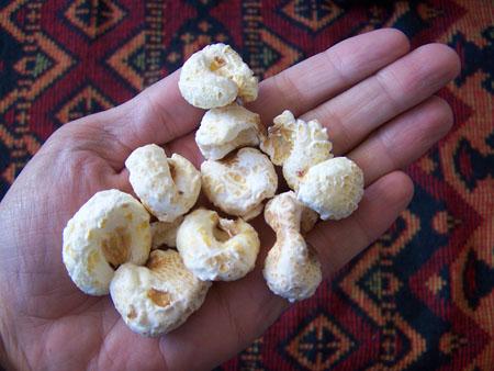 Palomitas gigantes dulces