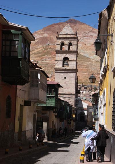 El Sumaj Orcko o Cerro Rico