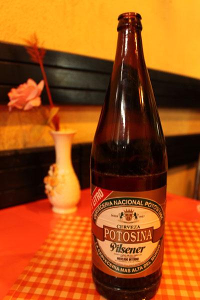 Cerveza Potosina