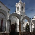 Blancos días y blancas noches en Sucre