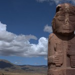Extraterrestres en Tiahuanaco