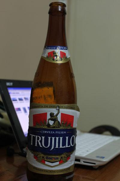 Cerveza Trujillo