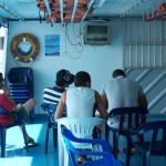 Navegando el Amazonas III (Tabatinga - Manaos)