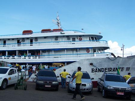 Barco Sagrado Coraçao de Jesus