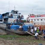 Navegando el Amazonas I (Yurimaguas - Iquitos)