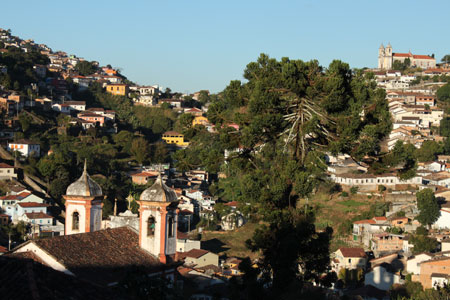 Herencia colonial entre montañas