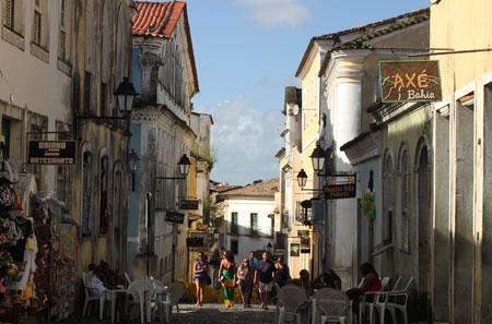 Un mundo dentro de otro en Salvador