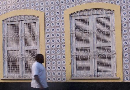 Un toque de azulejos