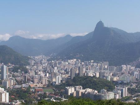 Rio de Janeio visto desde el Pão de Açúcar