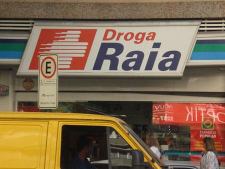 Drogas Raia @Alicia S.