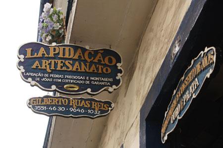 Lapidaçao en Ouro Preto