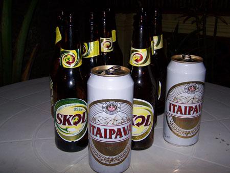 Cerveza Itaipava